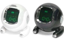 Reloj despertador Space Invaders