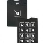 Camiseta con Numeración Binaria