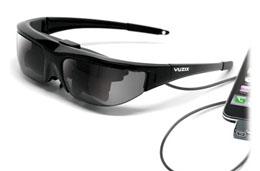 Vuzix iWear, unas gafas únicas