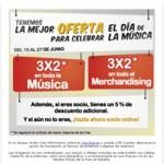 3×2 en Merchandising por el 10 Aniversario de Fnac