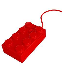 Ratón Óptico de Lego