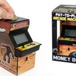 Máquina de Arcade en Miniatura