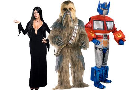 Disfraces Frikis de Halloween
