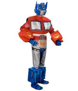 Disfraz de Optimus Prime