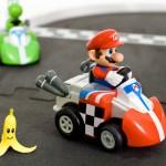 Mario Kart en miniatura. Juega en la vida real con este circuito teledirigido
