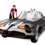 Réplica del Batmóvil clásico a la venta