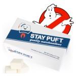Marshmallows de Los Cazafantasmas