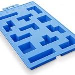 Cubitera con piezas de Tetris
