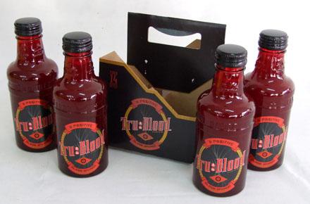 Regalos frikis de Navidad: Sangre artificial de True Blood