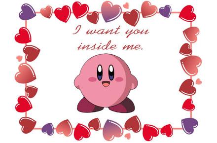 Feliz día de San Valentín Friki