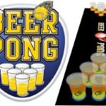 Beer Pong, el original juego de la cerveza