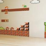 Pegatinas gigantes para decorar, Blik Nintendo