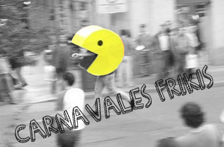 Disfraces frikis para Carnaval