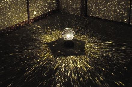 Proyector de constelaciones