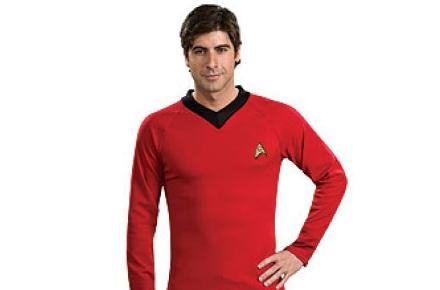 Disfraces frikis para Carnaval: Disfraz Star Trek
