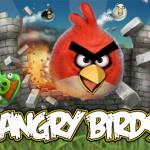 Merchandising de Angry Birds. Peluches, colgantes, fundas y más...