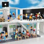 Applestore de Playmobil para niños y no tan niños