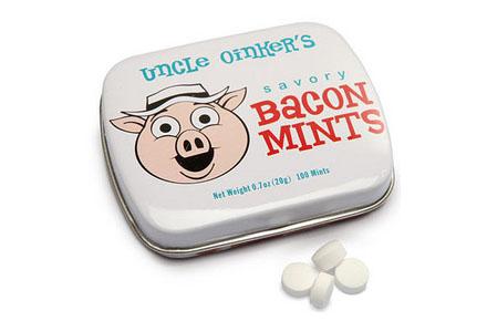 Caramelos de bacon