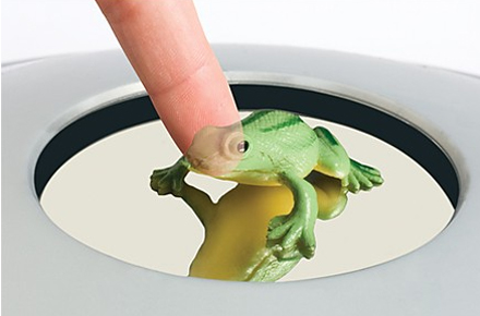 Proyector de holograma 3D