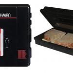 Tupperware para Sandwich con forma de RadioCassette
