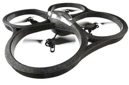 AR Drone para iPod, iPhone y iPad