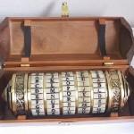 Cryptex de El Código Da Vinci
