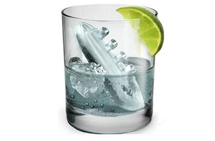 "Cubitera Titanic Iceberg ""Gin and Titonic"""
