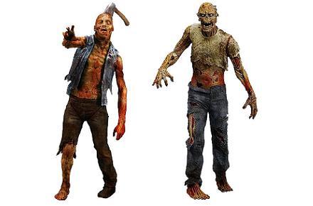 Figuras The Walking Dead