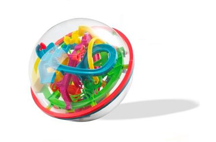 Puzzle de bola