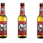 Cerveza Duff, Los Simpsons