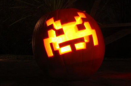 Disfraces Frikis Halloween 2011
