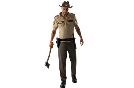 Disfraz de The Walking Dead