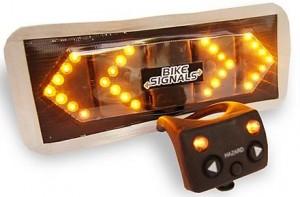 Luces de bicicleta con control remoto