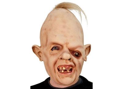 Máscara friki de los Goonies para Halloween