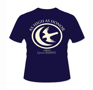 Camiseta Arryn Juego de Tronos
