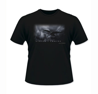 Camiseta Winter is Coming Juego de Tronos