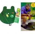 Golf para el cagadero