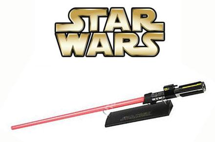 Sable luz Darth Vader