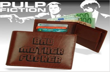 Cartera Bad Mother Fucker