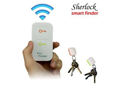 Buscador de llaves Sherlock