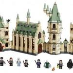 Lego Harry Potter, construye el Castillo de Hogwarts