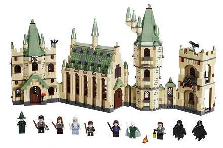 Castillo de Hogwarts para Lego