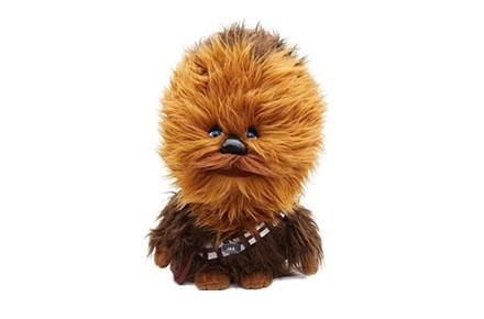 Peluche parlante de Chewbacca