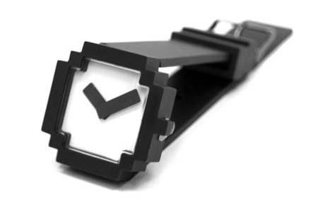 Reloj pixel