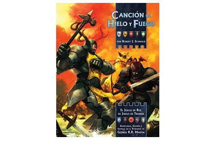 Canción de Hielo y Fuego, el juego de rol