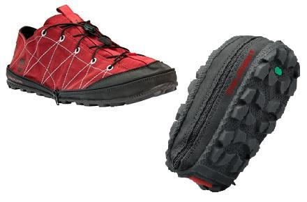 Zapato plegable