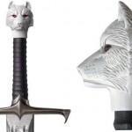 Réplica Espada de Jon Nieve, Canción de hielo y fuego