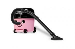 Hetty, la mini aspiradora