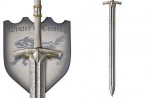Réplica espada Eddard Stark, Juego de Tronos