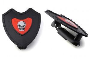 Accesorio en forma de escudo para Move de PS3
